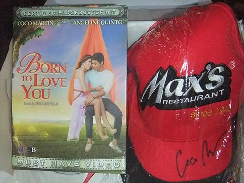 CAP & DVD